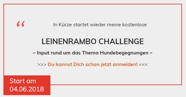 Leinenrambo Challenge
