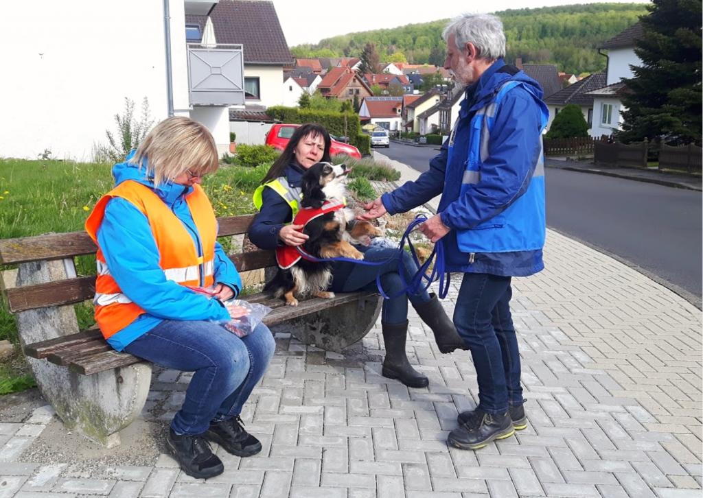 Mantrailing in Kassel und Baunatal